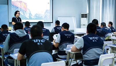 Lezioni UTC DJI Academy