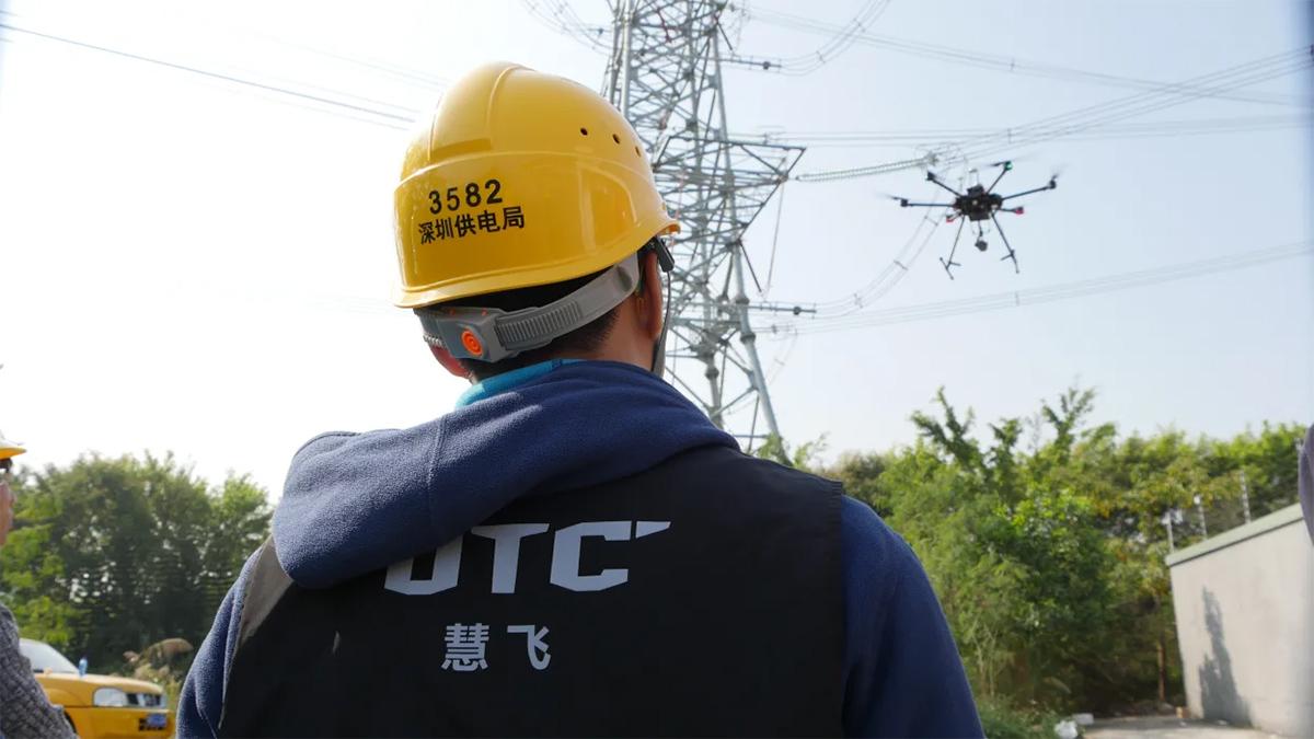 UTC Volo drone